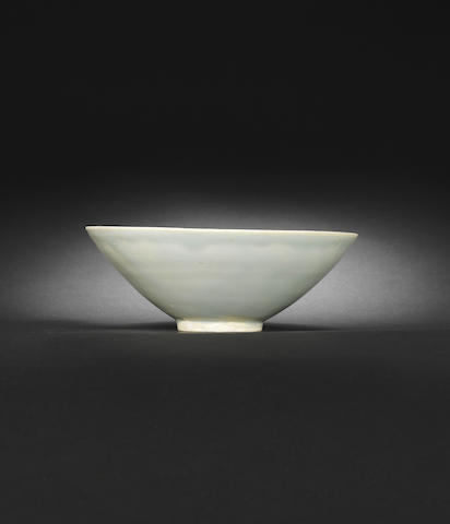 A Qingbai incised 'floral' bowl Northern Song dynasty