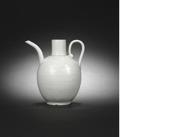 A Qingbai ewer Song dynasty