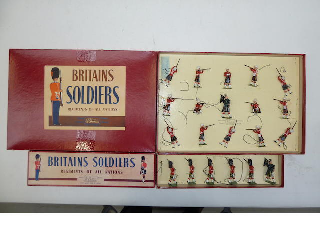 Britains set 2025, Cameron Highlanders 61