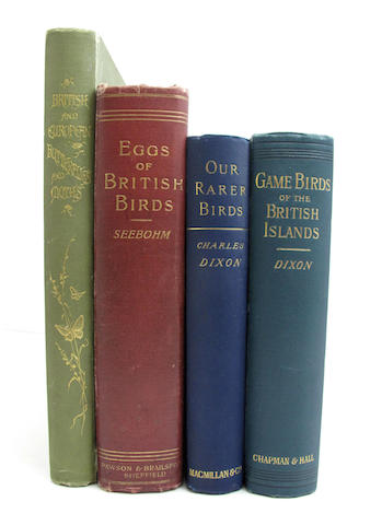 ORNITHOLOGY DIXON (CHARLES) Game Birds and Wild Fowl of the British Isles