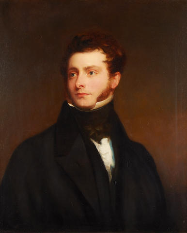 Circle of Sir Thomas Lawrence, PRA (British, 1769-1830) Portrait of a gentleman
