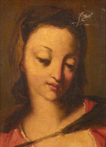 Follower of Federico Barocci (Urbino 1526 or circa 1535-1612) Madonna