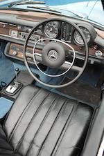1970 Mercedes Benz 280SE Cabriolet 3.5