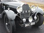 1930 Bugatti Type 46 Sports Saloon