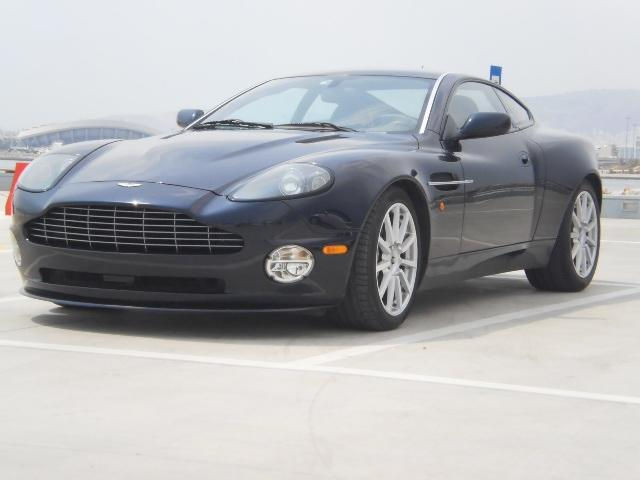 10,000 miles since first registration,2005 Aston Martin Vanquish S Coupé  Chassis no. to be advised