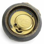 George Graham. A gilt metal pair case cylinder pocket watchNo.6047, Circa 1742