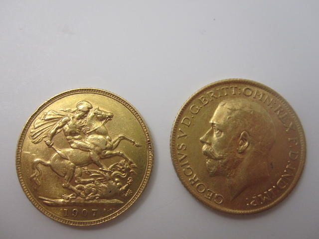 Two sovereigns