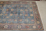 A Heriz carpet North West Persia 333cm x 415cm.