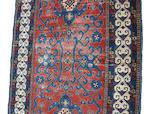 A Kuba rug, East Caucasus 97cm x 170cm, 104cm x 144cm, 1005cm x 29cm.