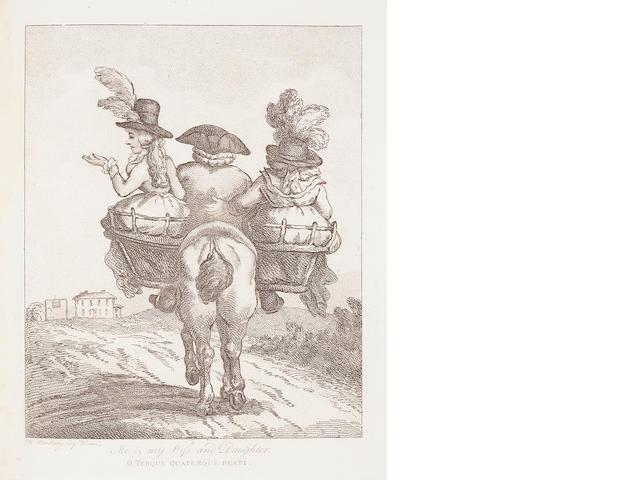 "EQUESTRIAN [BUNBURY (HENRY WILLIAM)] ""Geoffrey Gambado"" Annals of Horsemanship"