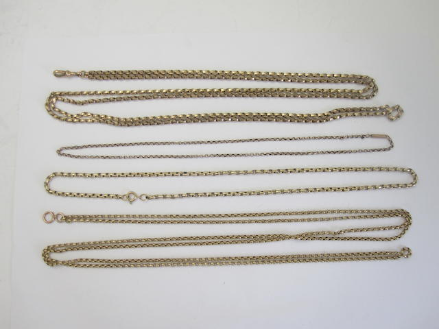 A collection of chains