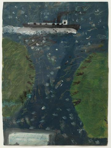 James Dixon (Irish, 1887-1970) Fishing in Co Clare