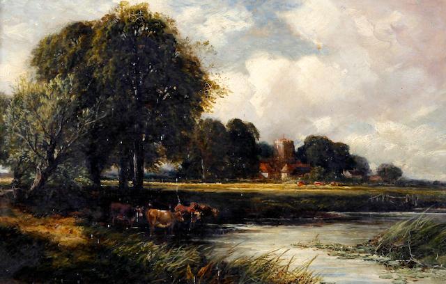 Edmund Morison Wimperis, VPRI (British, 1835-1900)