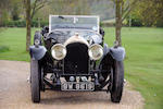 1925 Bentley 3-Litre Speed Model Sports Two-Seater  Chassis no. 1025 Engine no. 451