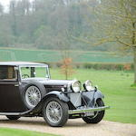 The ex-Taso Mathieson and two families from new,1933 Talbot 75 Sports Saloon  Chassis no. 34860 Engine no. AW166