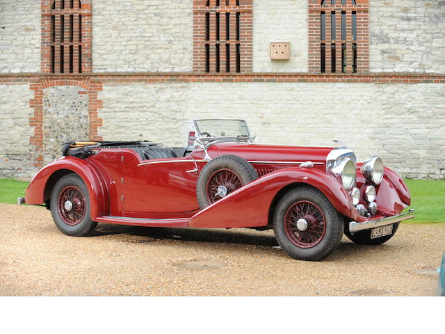 Bentley 4 1/4-Litre Tourer