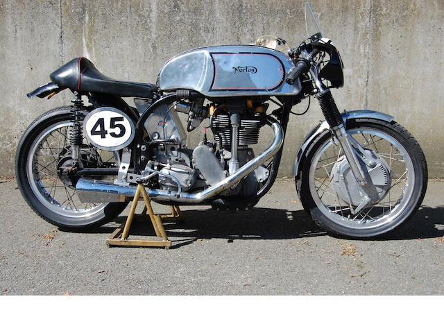 1952 Norton 500cc Model 30 Manx