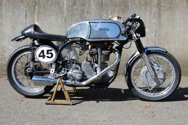 1952 Norton 500cc Model 30 Manx