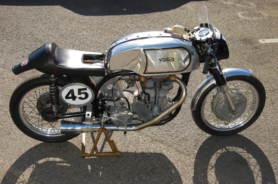 Ex-Rudolf Runtsch,1952 Norton 500cc Model 30 Manx Racing Motorcycle Frame no. G11M2 43562 Engine no. G11M2 48448 (see text)