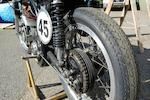 Ex-Rudolf Runtsch,1952 Norton 500cc Model 30 Manx Racing Motorcycle Frame no. G11M2 43562 Engine no. G11M2 48448 (see text)