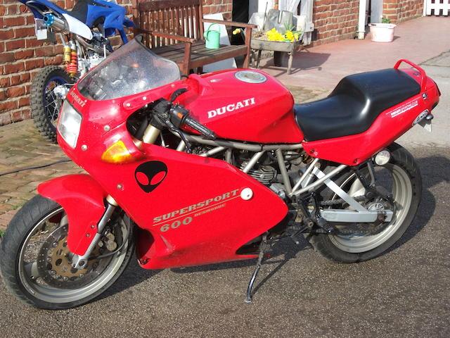 1994 Ducati 600SS