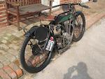 1925 New Imperial 250cc Sports Frame no. 46650 Engine no. FE19856/D