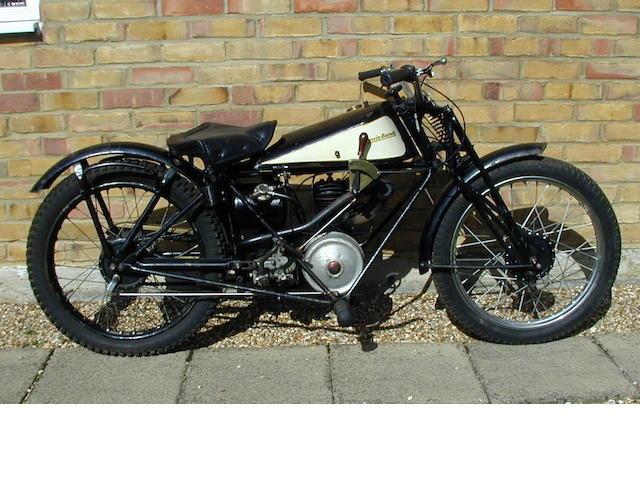 1929 Francis Barnett Model 18