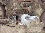 c.1921 Norton 490cc 16H project Engine no. BA 2529