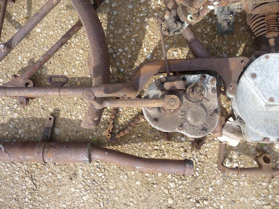 c.1921 Norton 490cc 16H project Engine no. BA 2529