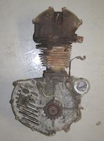 A Panther Sloper engine,