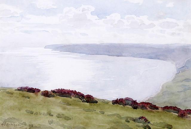 Arthur Rackham (British, 1867-1939) 'Charmouth'