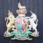 A Royal Endorsement Coat Of Arms,