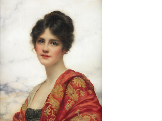 William Clarke Wontner (British, 1857-1930) Esme