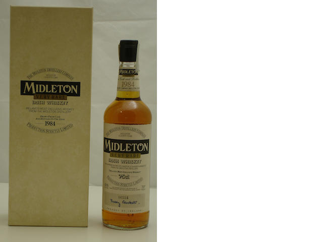 Midleton Very Rare-Bottled 1984