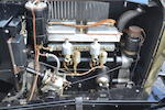 1928 Riley 14/50hp Six Special Tourer  Chassis no. 14 203 Engine no. 218