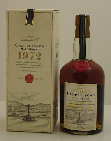 Campbeltown (Springbank)-1972