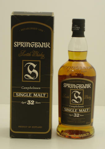 Springbank-32 year old