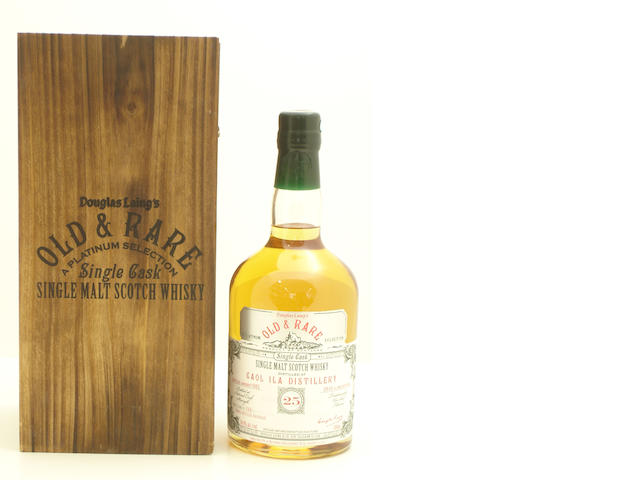Caol Ila-25 year old-1985