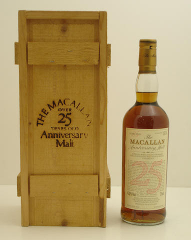 The Macallan-25 year old-1964