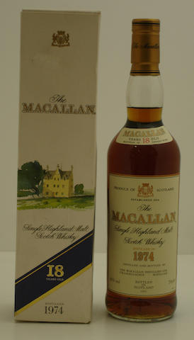 The Macallan-18 year old-1974