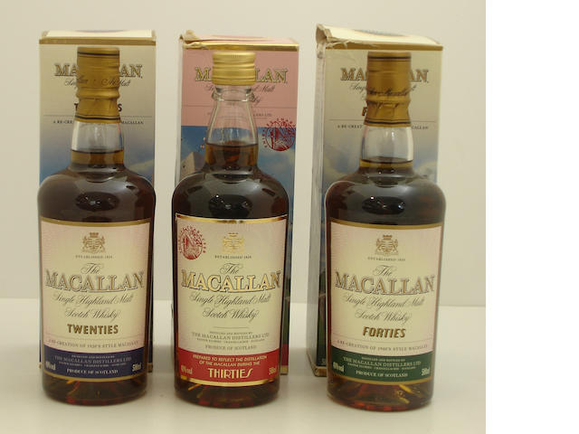 The Macallan Travel Series (3):