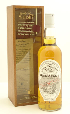 Glen Grant-50 year old-1957