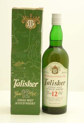 Talisker-12 year old