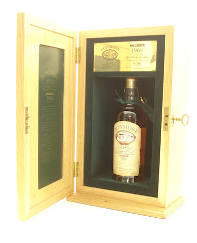 Bowmore Fino Cask-38 year old-1964