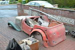 1934 Singer Nine Le Mans Tourer Project  Chassis no. 61660 Engine no. 54882