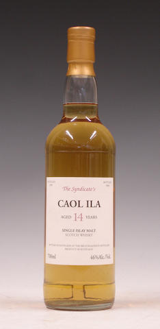 Caol Ila-14 year old-1990 (6)