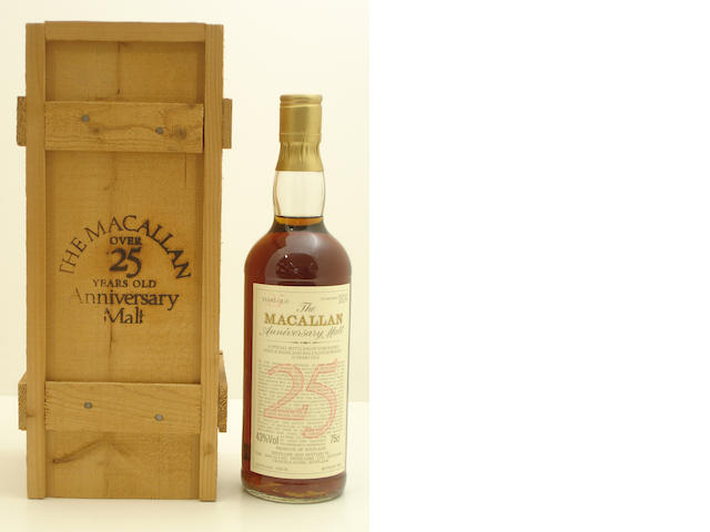 The Macallan-25 year old-1958