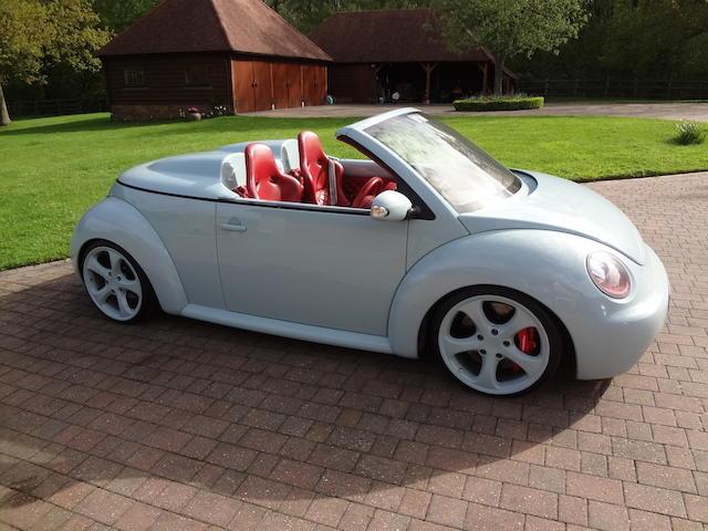 2004 Volkswagen Beetle Speedster