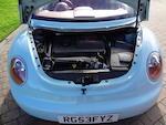 2004 Volkswagen Beetle Speedster  Chassis no. WVWZZZ1YZ4M325601 Engine no. AZJ724129