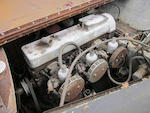 Two owners from new,1953 AC 2-Litre Saloon  Chassis no. EH2029 Engine no. UMB1942W